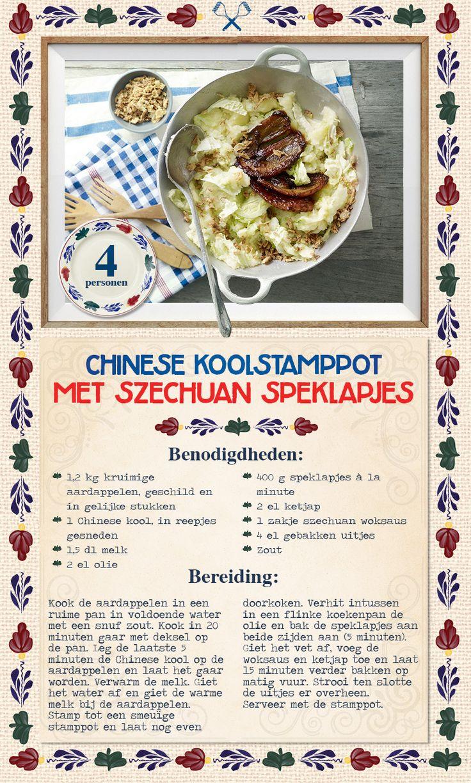 Chinese koolstamppot - Lidl Nederland