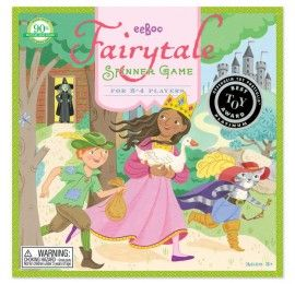 Fairytale Spinner Game - by eeBoo