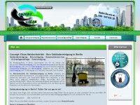 Conzept Clean - Gebäudeservice