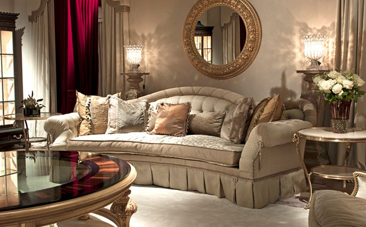 Schön Provasi Collection | Living Room | Pinterest | Classic Sofa, Luxury  Furniture And Light Walls