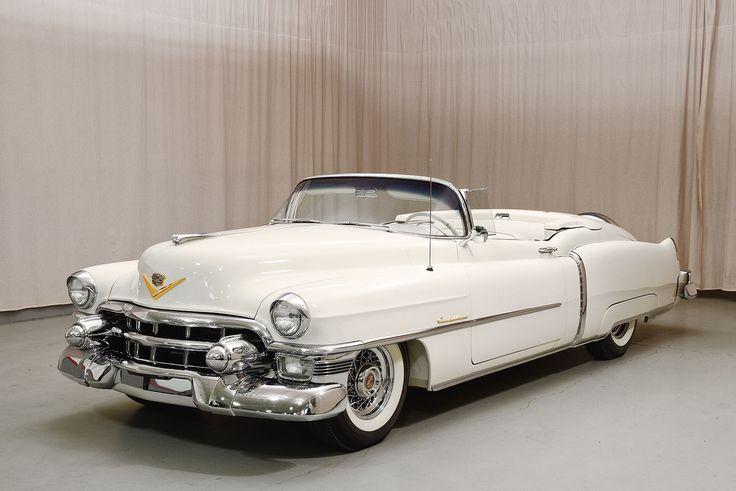 1953 Cadillac Eldorado Convt - Hyman Ltd. Classic Cars