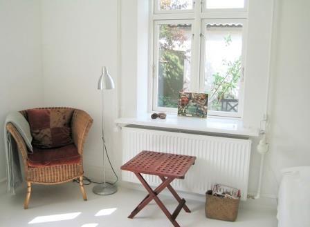 Guest room, Æblegaarden B&B, Langeland, Denmark, www.aeblegaarden.dk