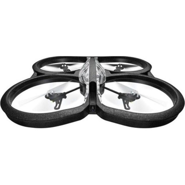 A Parrot AR.Drone 2.0 PF721801 Elite Quadcopter - Snow