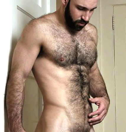 Hairy naked mexican men