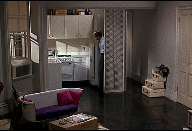 Holidays lägenhet i 'Frukost på Tiffany's', 196.