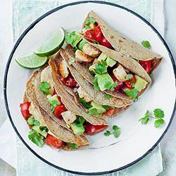 Tacos z kurczakiem - Przepis