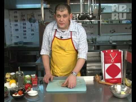 Бабушкина кухня: Готовим с Сержем Марковичем: Сербская плесковица