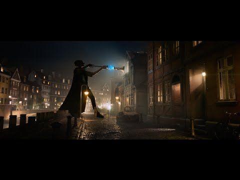The BFG 2016 Trailer