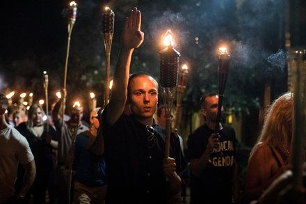 Some Readers Say White Nationalist Normalizes the Charlottesville Protesters