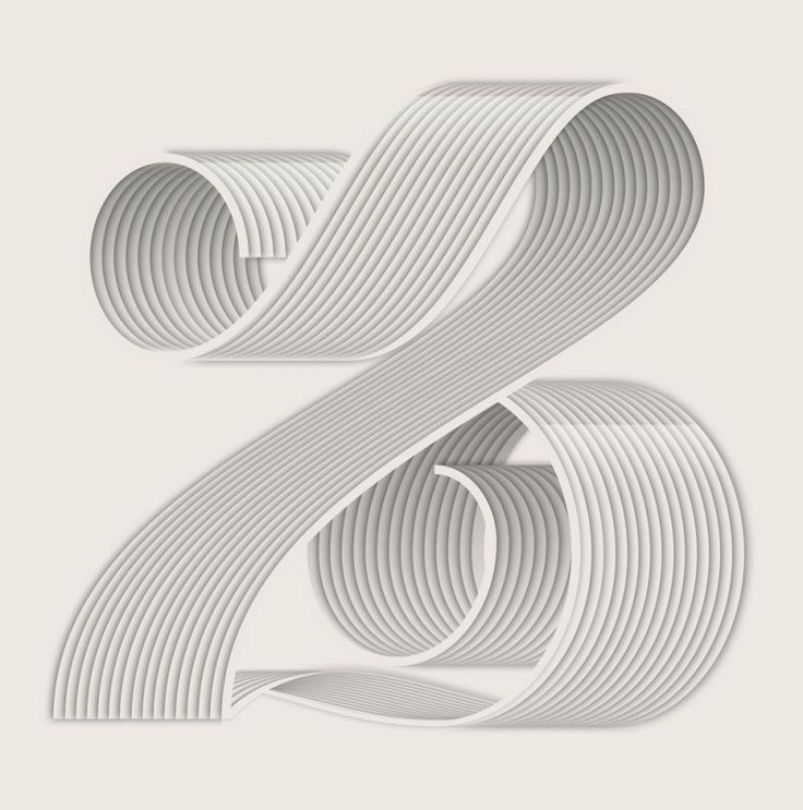Alphabetica: Creative Type Treatments by Anthony James