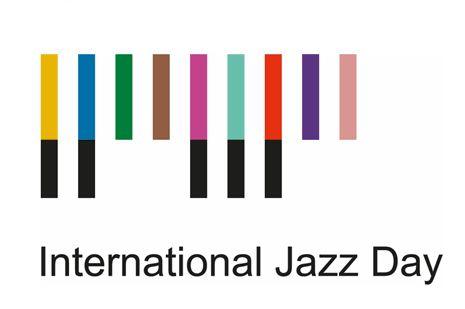 """¡Claro que sí, amigos es cierto lo que están leyendo!,  este es el logo del """"DIA INTERNACIONAL DEL JAZZ"""", creado por la Unesco por iniciativa del excelente Pianista y Compositor Herbie Hancock (autor de Cantaloupe Island, entre muchísimos otros temas)."""