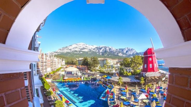Hotel Orange County Deluxe Resort, Kemer, Antalya, Turcia