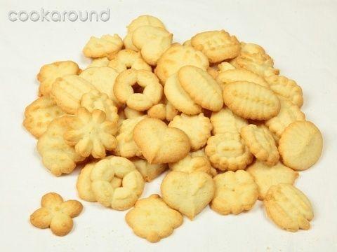 Biscotti al riso: Ricette Dolci | Cookaround