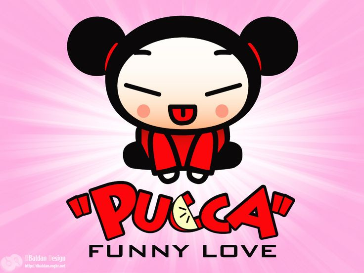 62 best images about Pucca on Pinterest Funny love, Perler bead patterns and couple tattoo ideas