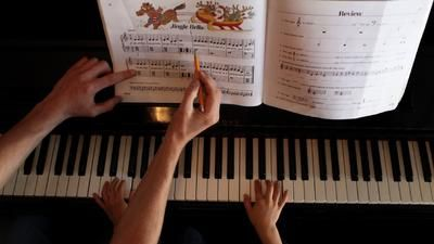 Practice and sleep make for music mastery in the brain
