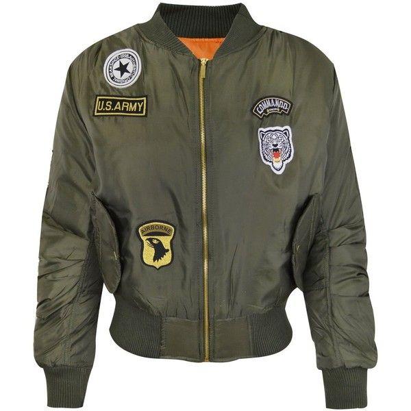 Die besten 25  Army bomber jacket Ideen auf Pinterest ...