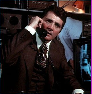 "David Hedison as Felix Leiter in ""Live and Let Die."""