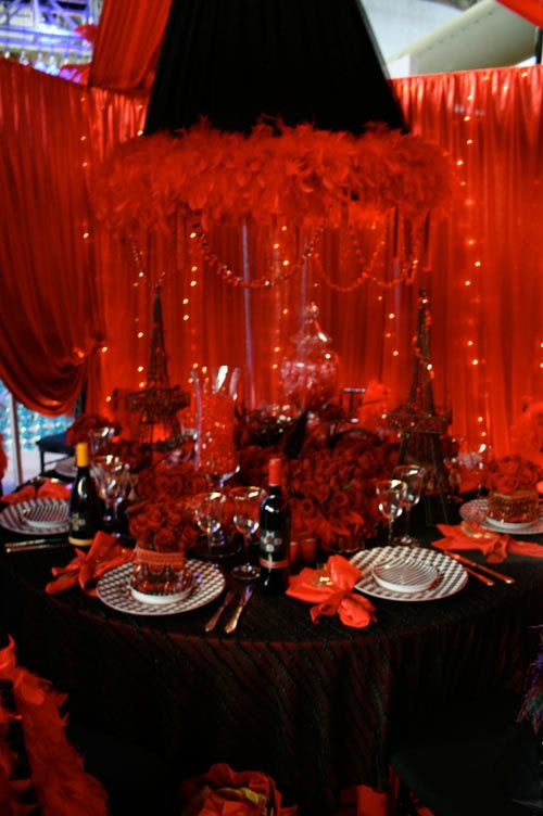 The 98 best images about burlesque theme party on for Burlesque bedroom ideas