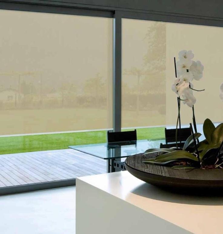 Deco Screen Fábrica de estores enrollables, lamas verticales. #estores #cortinas