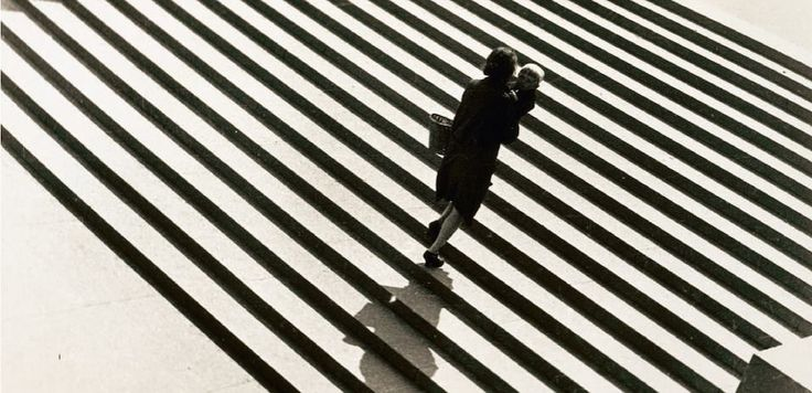 Alexandre Rodtchenko, L'Escalier, 1930