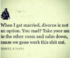 We gonna work this shit out. (; Calm Down, Future Husband, Get Married, Married Life, So True, Marriage, Relationships, ...