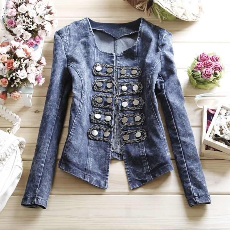 17 Best images about Denim jackets on Pinterest | Different types ...