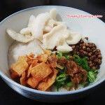 Resep Bubur Ayam Cina Nikmat dan Mudah Dibuat