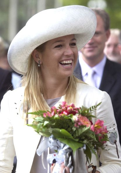 ♥•✿•QueenMaxima•✿•♥...Princess Maxima of Netherlands, March 27, 2003