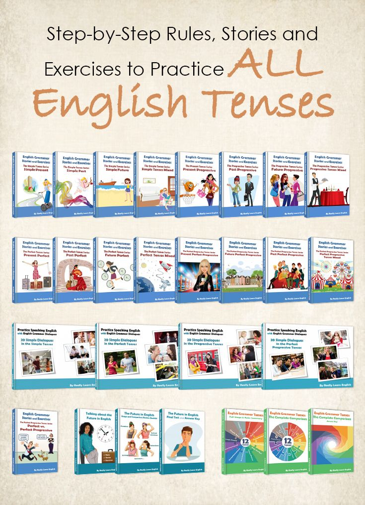 Learn english listen and write