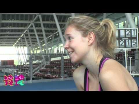 Dershe Samaria Interviews Paralympic and World Champion Bethany Woodward