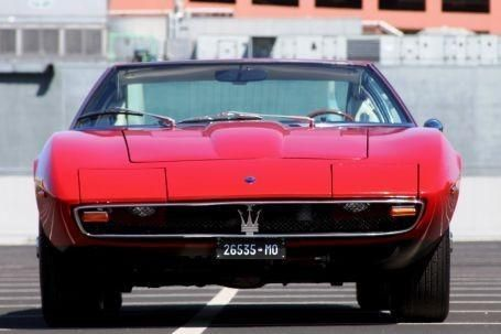1967 Maserati Ghibli for sale in Emeryville California United States | Classic and Performance Car