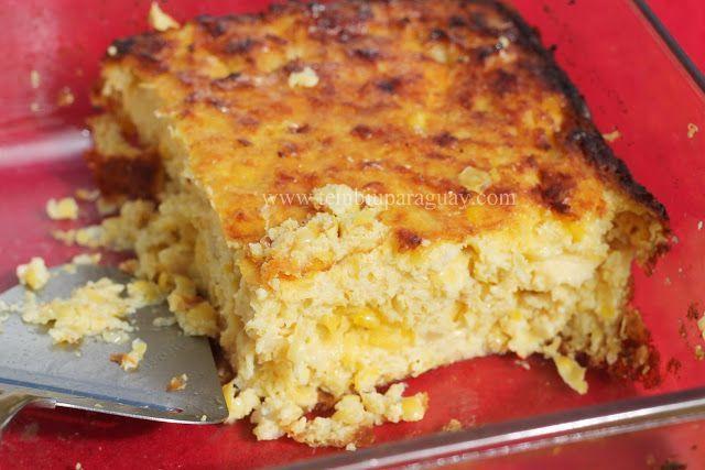 Te muestro mi receta de chipa guasu. Ingredientes, tips y como preparar uno de los platos más ricos de la gastronomía paraguaya. Chipa guazu paraguayo