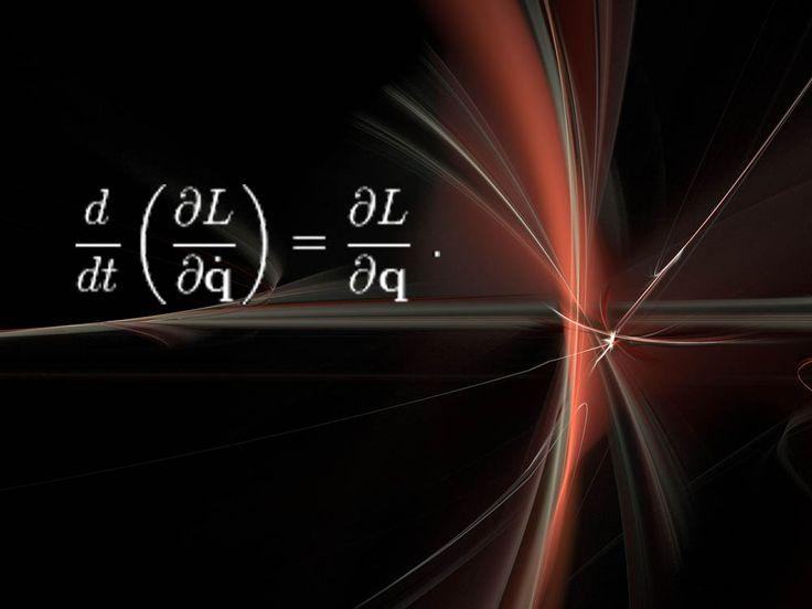 Equações Euler-Lagrange e teorema de Noether