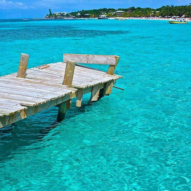 : Roatan, Honduras --------------------------------------- Experience paradise with Roatan's amazing beaches, warm water, and amazing jungle. This is a perfect vacation spot! ---------------------------------------