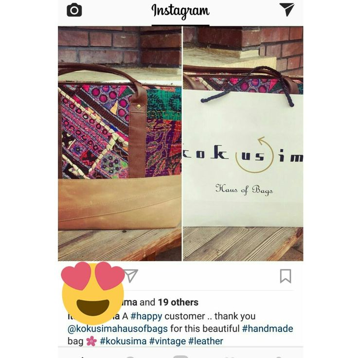 Happy client, happy me. Get urs from our website 😊 Be a boss, stay a boss, swag like a boss 👑 Only with 👉@kokusimahausofbags - ur biggest cheerleader all day, everyday 😊 www.kokusima.de www.kokusima.com #kokusimahausofbags #⭐Follow us on Facebook, Instagram, Pinterest, Twitter & Google+ ⭐ #keepitgroovy#party #swag #amazing #happy #bonn #köln #frankfurt #berlin #düsseldorf #mainz