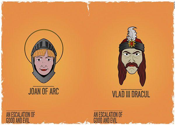 JOAN OF ARC - VLAD III