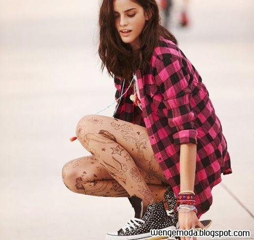 Wenge Moda: Calzedonia 2013-2014 Çorap Modelleri