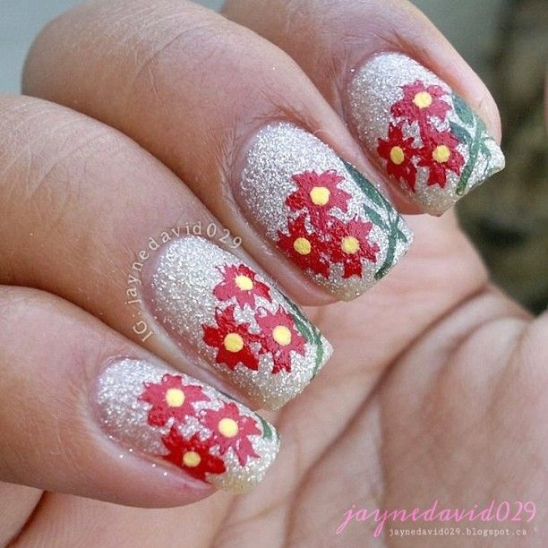Nail Art Tangan: Instagram Photo By Jaynedavid029 #nail #nails #nailart
