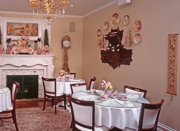 Vintage Garden Tea Room Hamilton Ontario