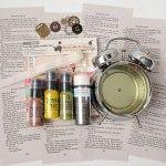 Paper Bakery June Mixed Media Kit MR BELDING