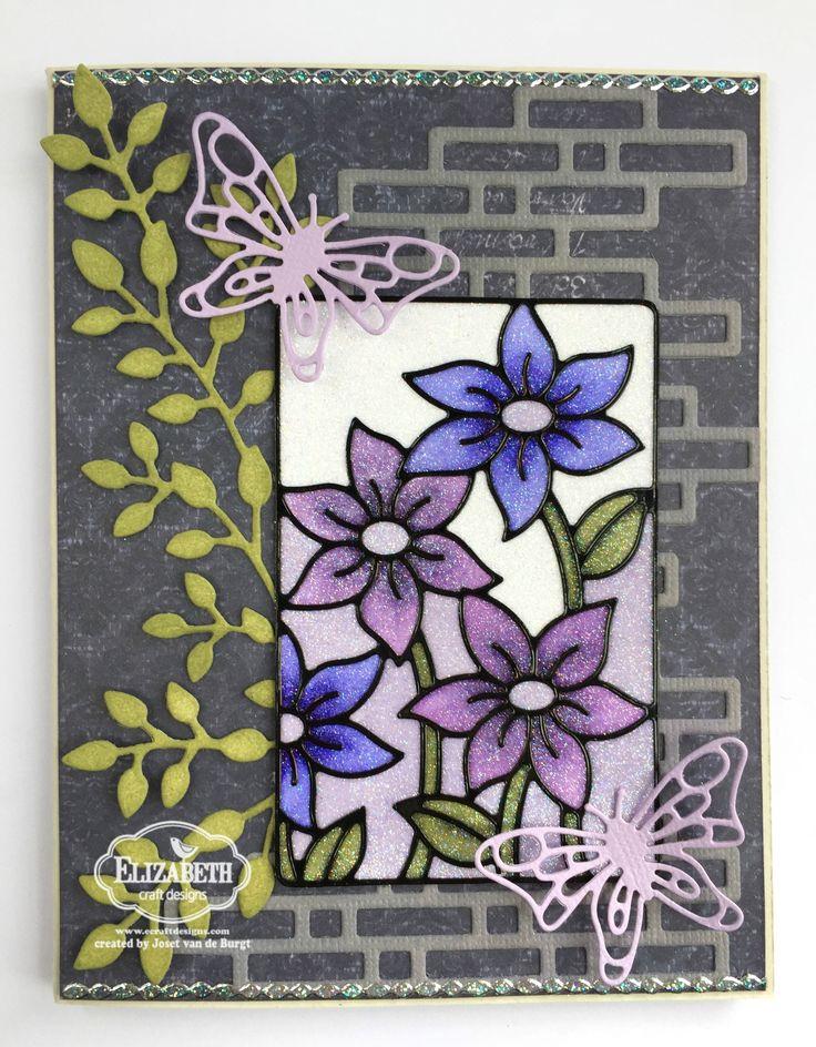 293 best peel off stickers images on pinterest elizabeth for Elizabeth craft designs glitter