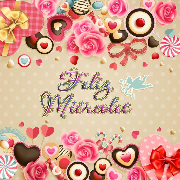 ♥FELIZ MIÉRCOLES!!! http://frases-conimagenes.blogspot.com.ar/2012/09/feliz-miercoles.html