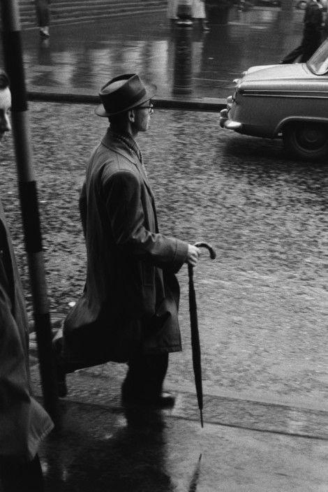 Sergio Larrain - London, 1959.
