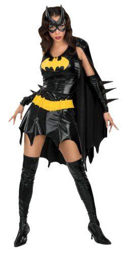 Verry Sexy Bat Girl Costume