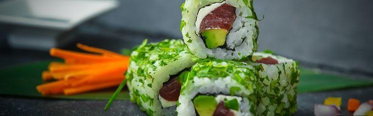 Green Roll thon - Planet Sushi