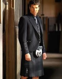 TH Gibson - Men's  formal kilts