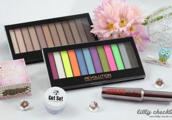 #shopping #kosmetik4less #w7 #makeuprevolution