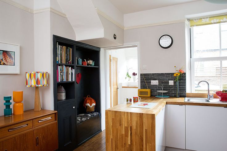 With an under-utilised dining room, Kate and John Parkin decided to redesign their ground floor for a new kitchen diner