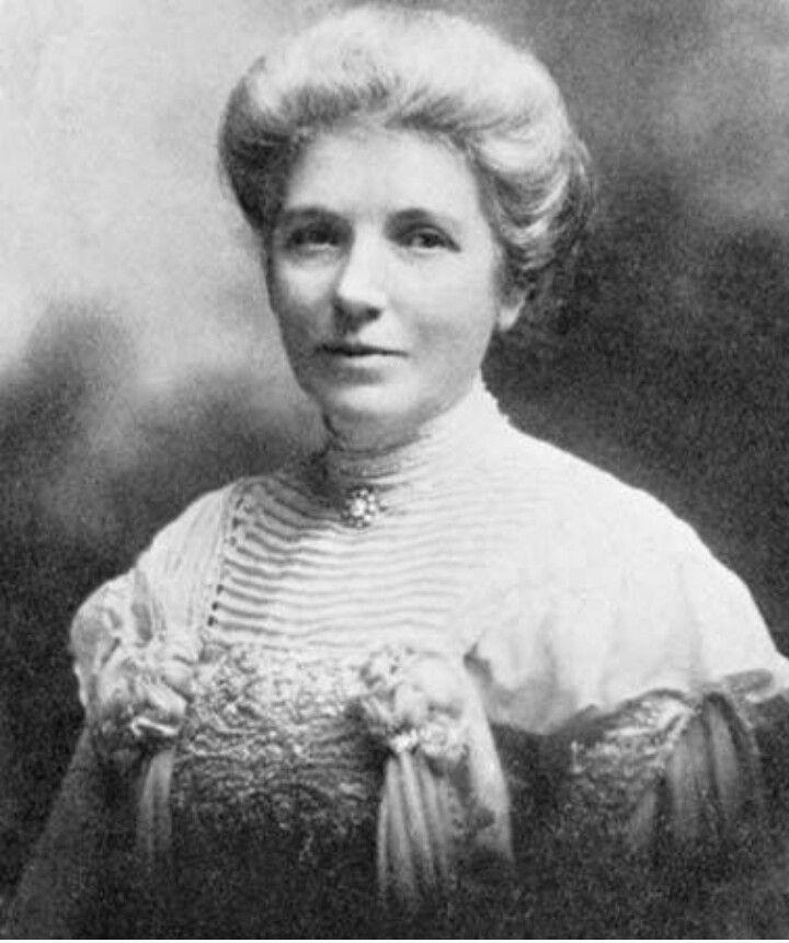 Kate Shippard (Inglesa) Líder do movimento pelo sufrágio feminino na Nova Zelândia.
