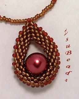 ZSU BEADS PERLEN: Nyakláncok/Necklaces/ Halsketten